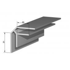 Interior angle S5 (3 m)