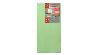 Insulated laminate underlays/parquet underlays TM San Decor 3 mm x 1.0 x 0.5 (5m2) green