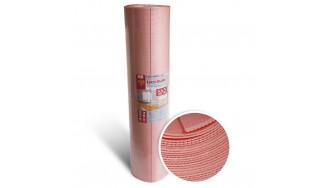 Insulated laminate underlays/parquet underlays TM San Deсor 2 mm x 1.1 (16.5 m2) red