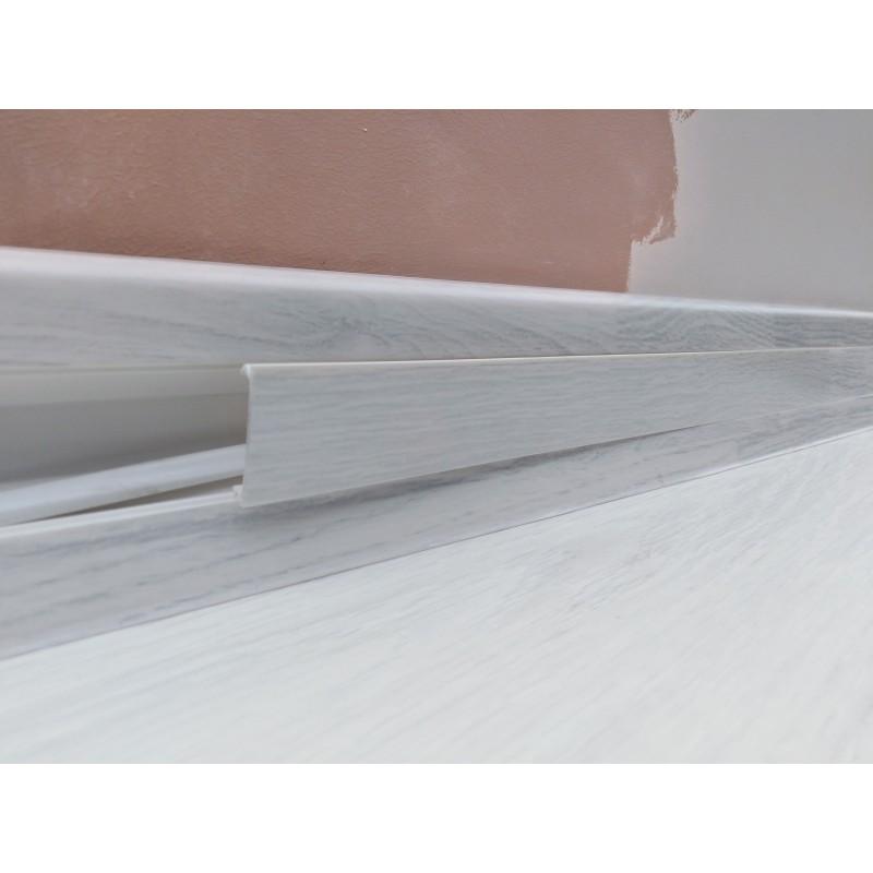 SKIRTING BOARD PVC SAN DECOR ELEGANCE