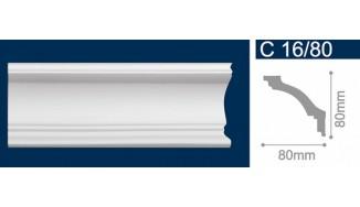 Plinth ceiling С16/80
